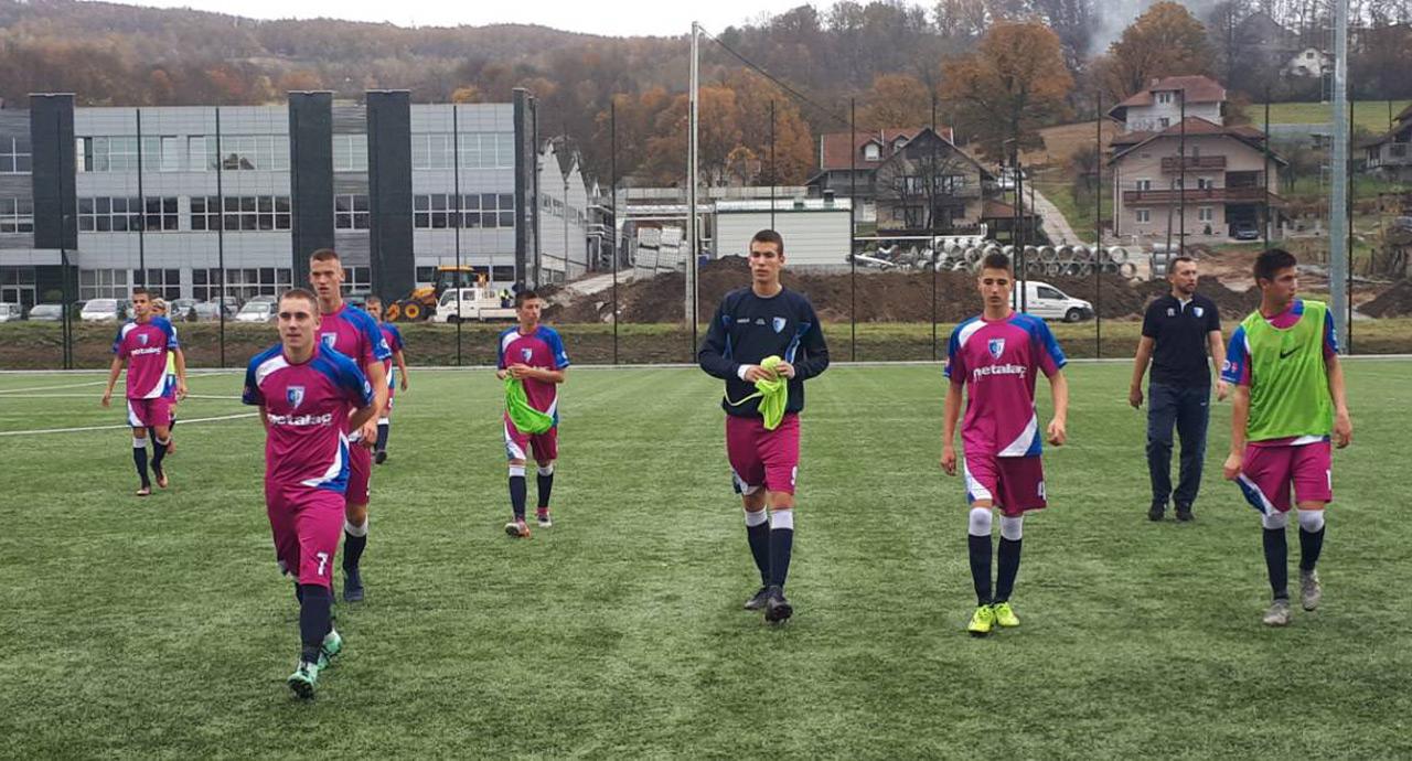 FK Metalac kadeti