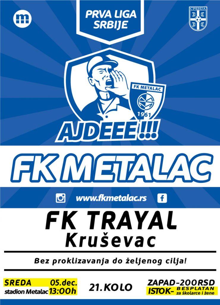 Metalac - Trajal