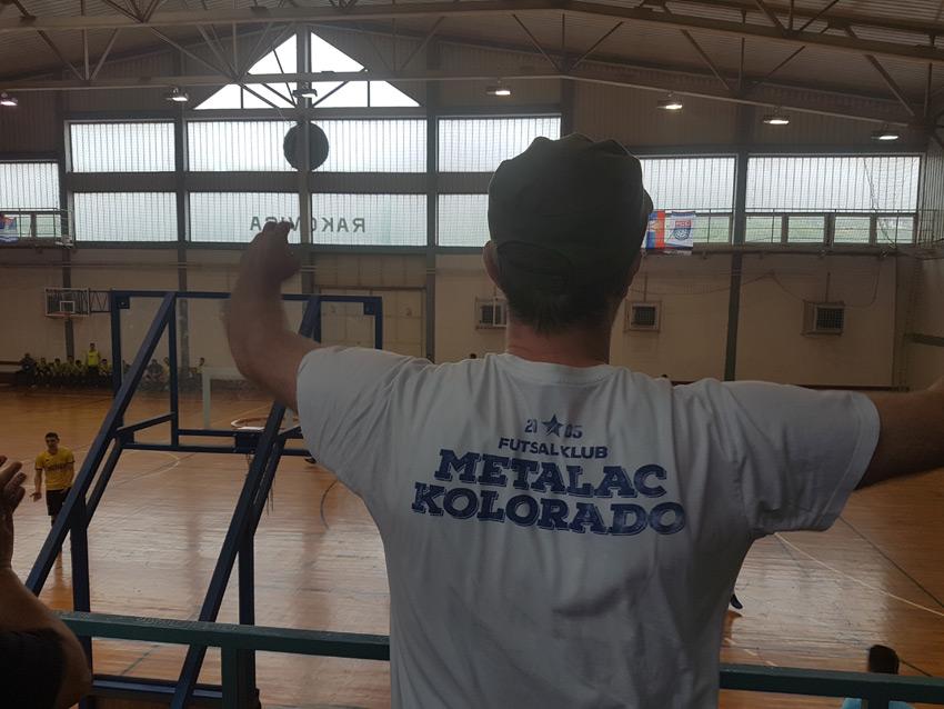 Ekonomist - Metalac Kolorado