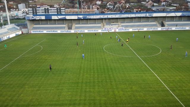 Metalac - Dinamo