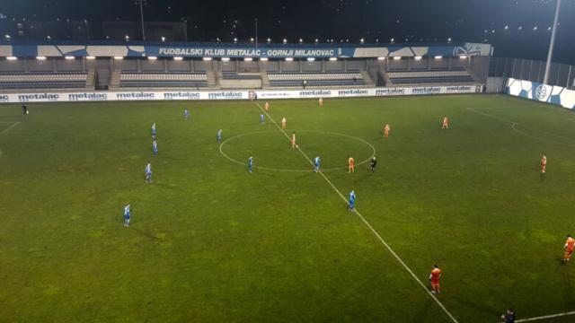 Metalac - Spartak ŽK