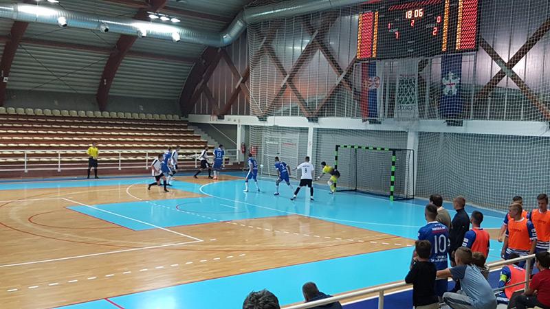 FK Metalac Kolorado – KMF Bečej