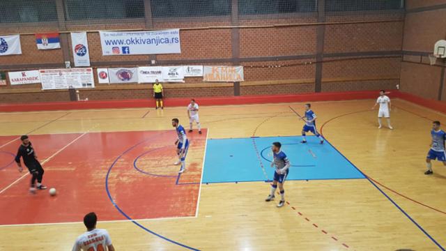 KMF Ivanjica - FK Metalac Kolorado