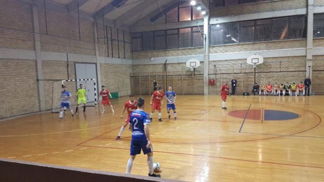 KMF Sopot - FK Metalac Kolorado
